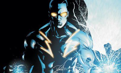 漫改剧集《黑色闪电》试播集获得CW正式预订