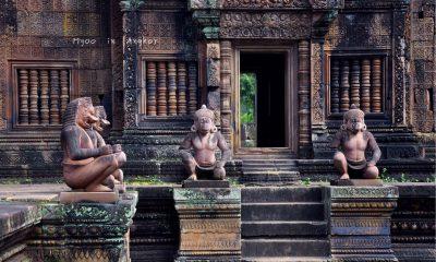 Angkor吴哥 2012.9.27-10.1 匆忙柬行
